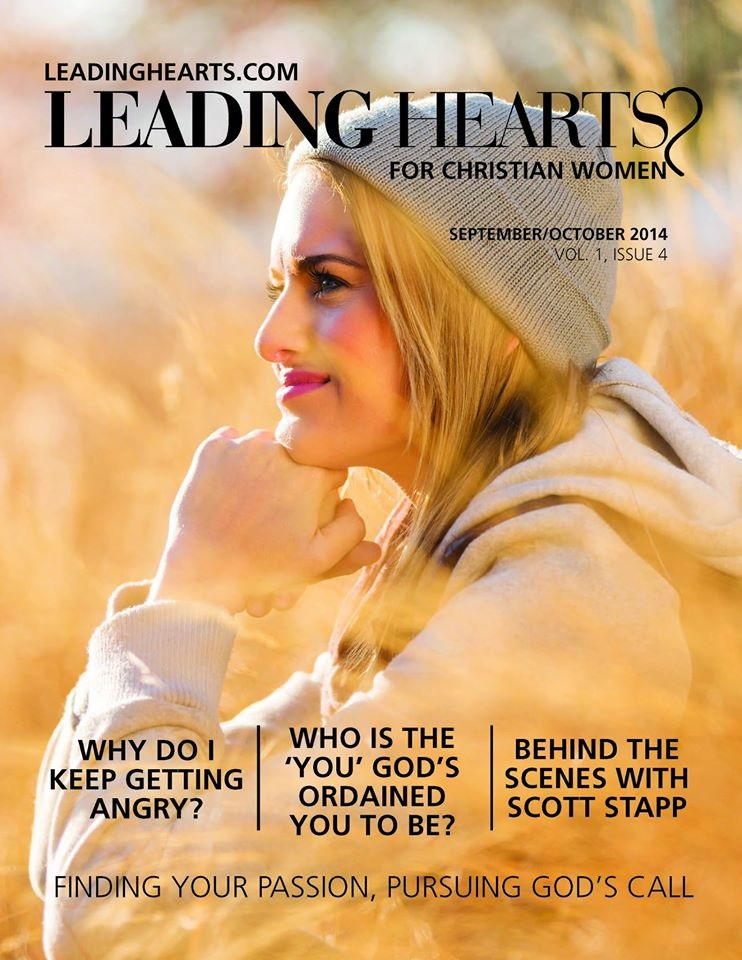 The September/October 2014 Issue is HERE!