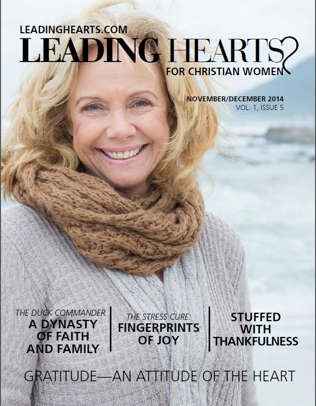 The November/December 2014 Issue is HERE!