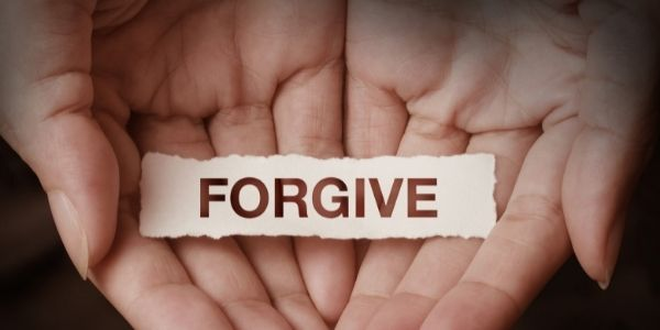 Firey Lessons in Forgiveness