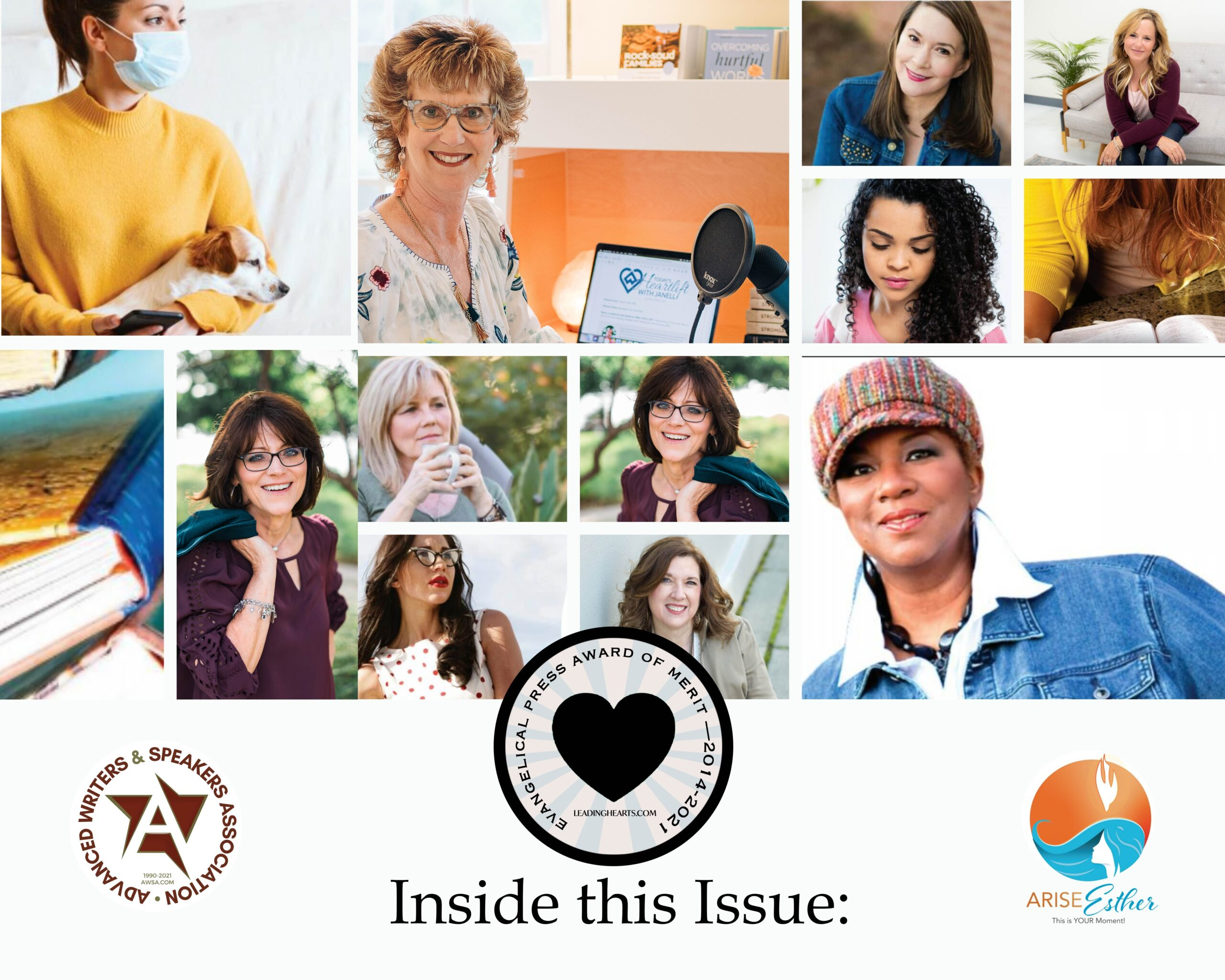 Leading Hearts  Special Annual Print Conference Edition Now Available!