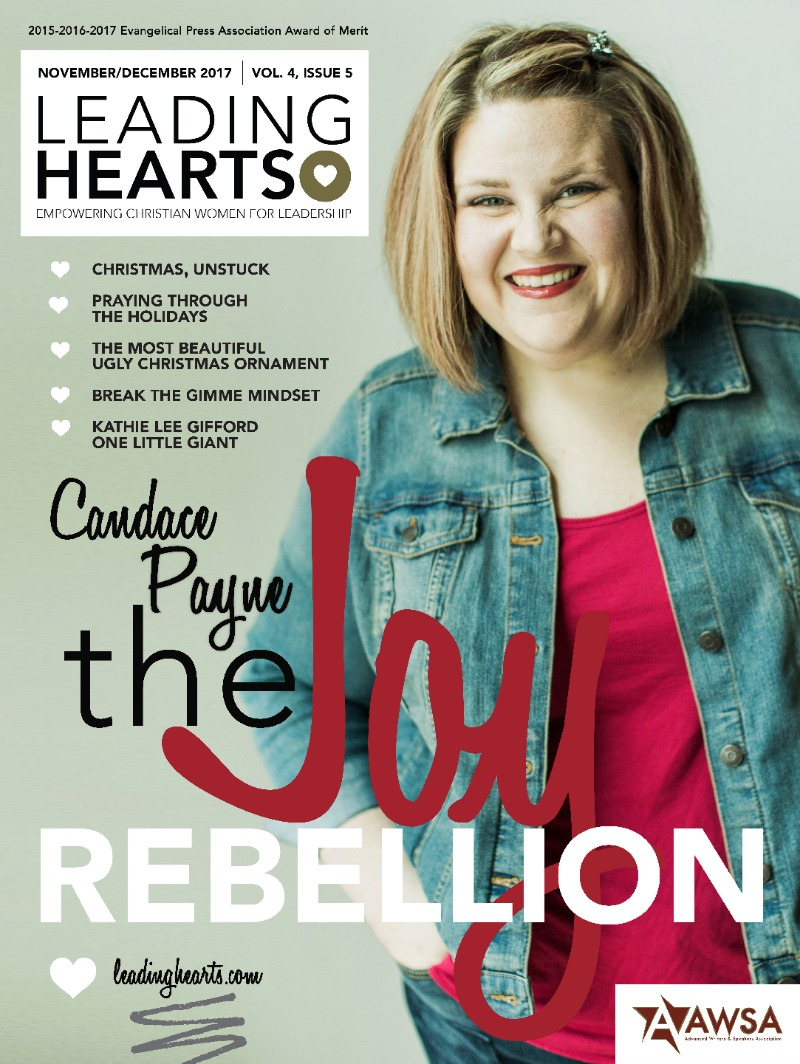 The Leading Hearts December Issue is Here!