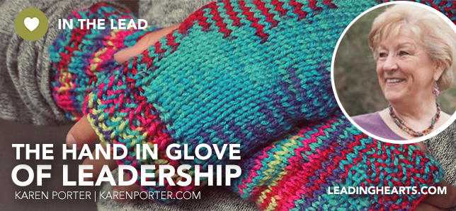 The Hand in Glove of Leadership