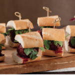 Stop the Arguing! — Plus Holiday Recipe for Cranberry and Meatball Baguettes