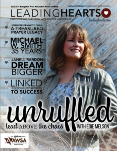 Leading Hearts New ISSUE! Learn to Live & Lead Above the Chaos