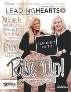 Christmas 2019 issue: Rise Up! It's Your Time to Shine
