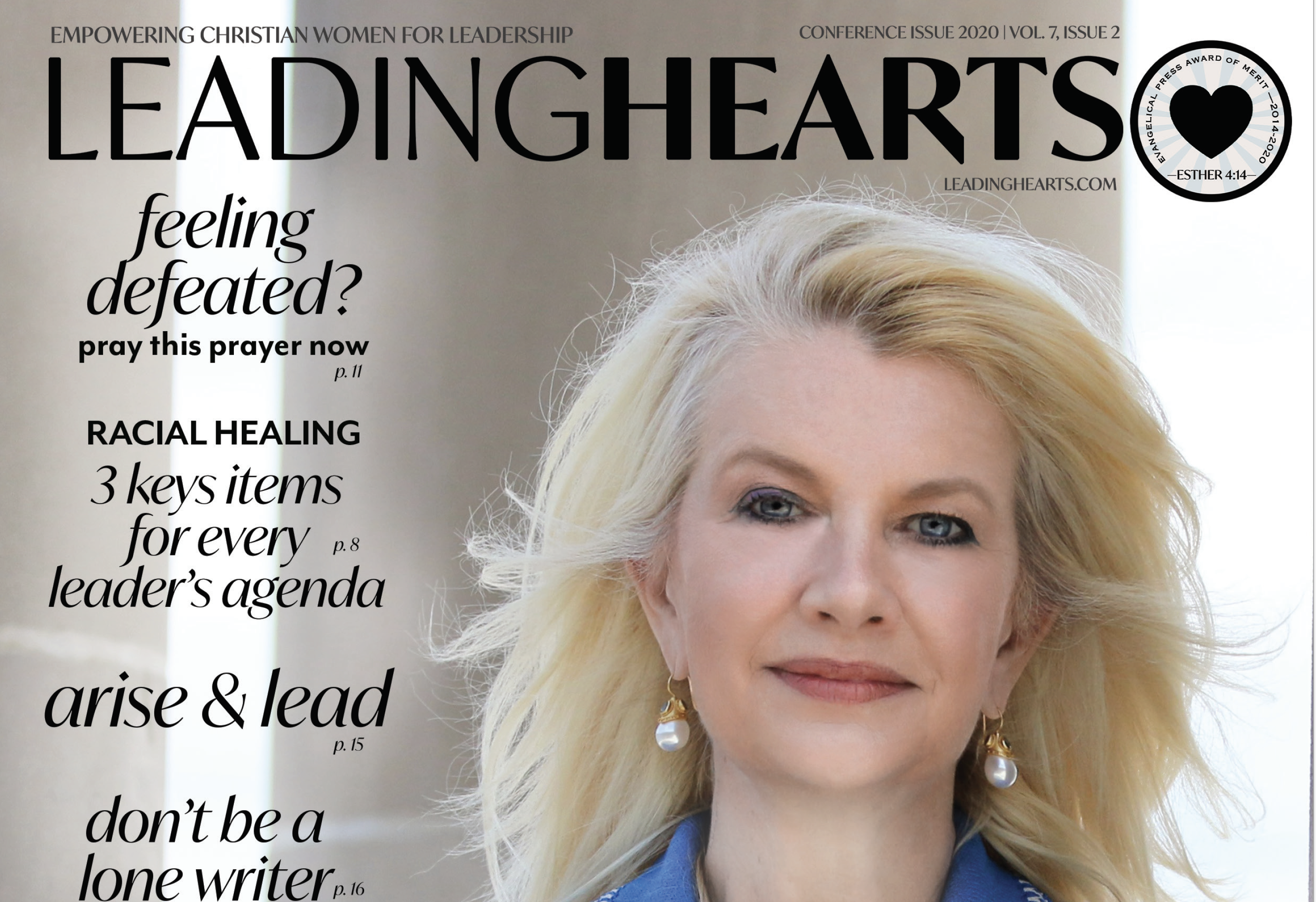Leading Hearts 2020 Conference Issue   Available NOW!